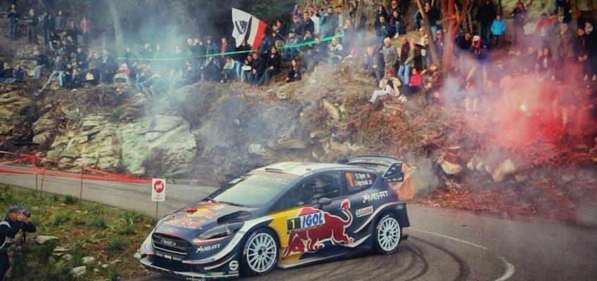 WRC   Sebastien Ogier is making a habit of winning after his triumph at the Tour de Corse