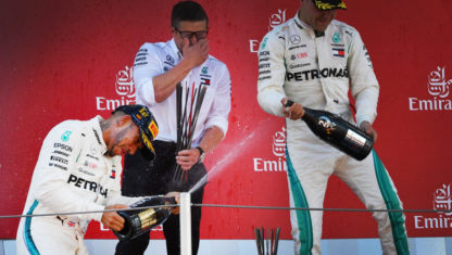 F1 | Hamilton and Grosjean, the hero and the villain of the Spanish GP