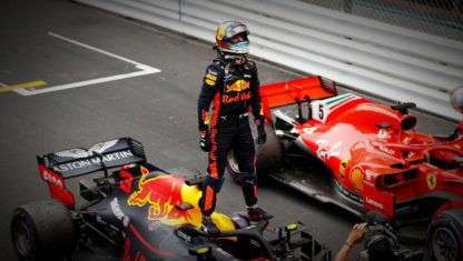 F1 | Ricciardo scores an exceptional victory at the Monaco GP