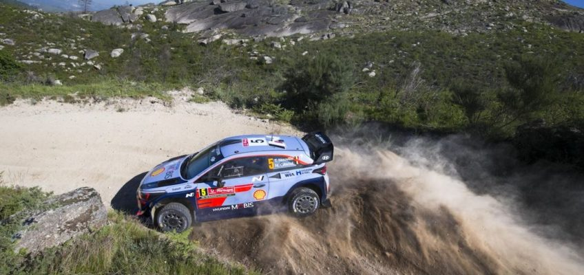 WRC Portugal| Neuville makes the most of the circumstances and takes both the victory and the leadership back