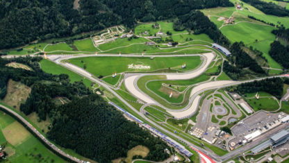 The Austrian GP is on: Calendar, statistics and curiosities