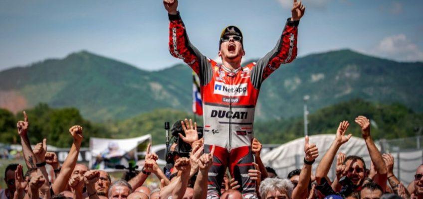 Moto GP | Lorenzo comes back to life at his lucky, Italian GP circuit
