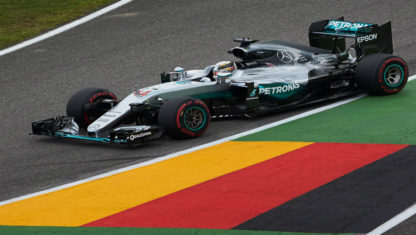 Mercedes battle with Ferrari closer than ever as championship approaches halfway point.