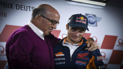 Dani Pedrosa to retire from MotoGP at the end of the season