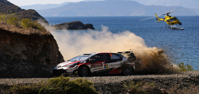 Report: Rally Turkey
