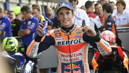Grand Prix of Japan: First title chance for Marquez