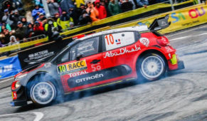 CatalonianRally : Loeb claims his 9th Spanish victory