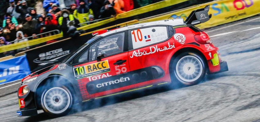 Catalonian Rally : Loeb claims his 9th Spanish victory
