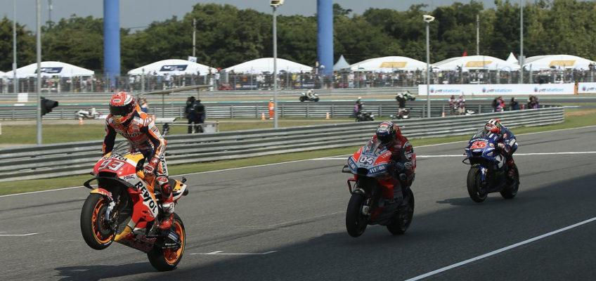 Australian GP: Marquez arrives at Phillip Island as 2018 World Champion