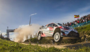 Autosport International launches World Rally Championship 2019