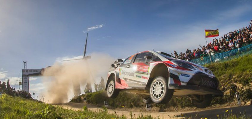 Autosport International launches World Rally Championship 2019
