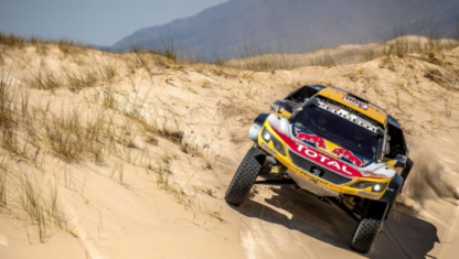 Sebastien Loeb will compete at Rally Dakar 2019 with a private Peugeot 3008DKR