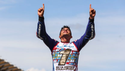 The difficult journey of Jorge Martín to become Moto3 Champion