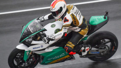 The first all-electric MotoE World Championship is born