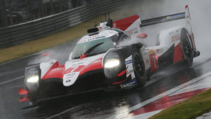 6 Hours of Shanghai: Alonso finishes second in Toyota's 1-2