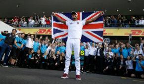 Four key factors to Lewis Hamilton's fifth World Title