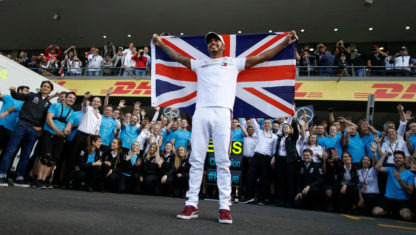 Four key factors to Lewis Hamilton's fifth World Title