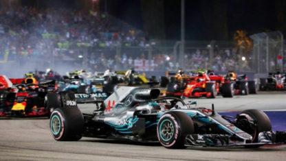 2019 Formula 1 calendar: Dates, countries and circuits
