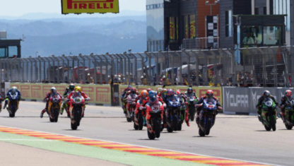 2019 World Superbike Calendar