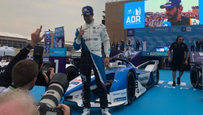 Formula E: Da Costa and BMW won Riyadh ePrix