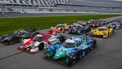 The cars from 'Roar Before the Rolex 24': The 24 Hours of Daytona test sessions