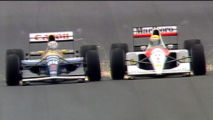 Best overtakes in Formula 1