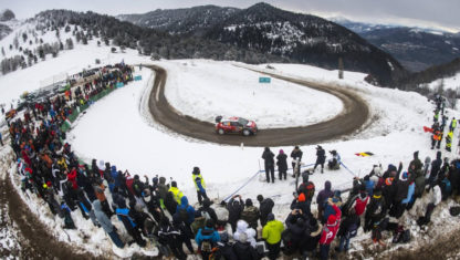 2019 MonteCarlo RallytokickstartWRC