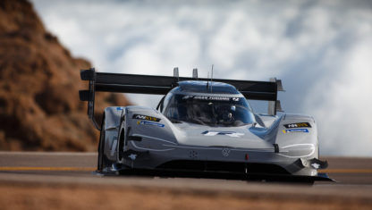 The Volkswagen ID. R will attempt to beat fastest lap record at Nürburgring