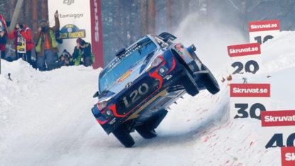 2019World Rally Championship Calendar