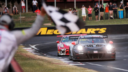 Bathurst 12 Hour 2019: Porsche conquers the summit of Mount Panorama