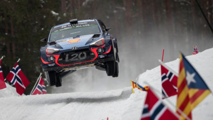 2019 Rally Sweden preview: Battle in the snow