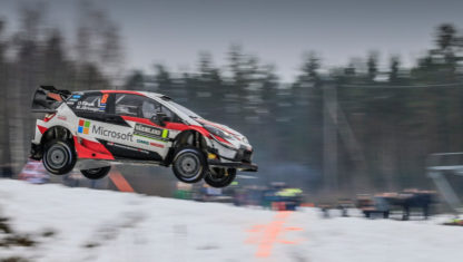 Rally Sweden 2019: Tänak wins and takes the lead