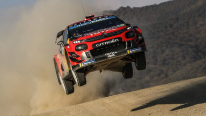 Rally Mexico 2019: Ogier seals second win of the year