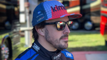 Fernando Alonso could compete in the Bathurst 1000