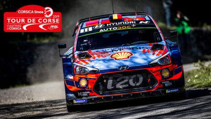 Rally Corsica 2019: Neuville wins and takes the lead following epic finale