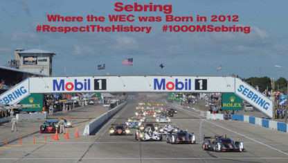 2019 1.000 Miles of Sebring WEC Preview