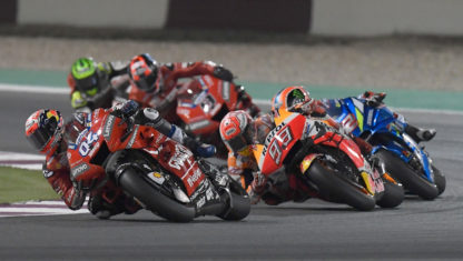 2019 MotoGP Grand Prix of Argentina Preview: Everyone against Ducati