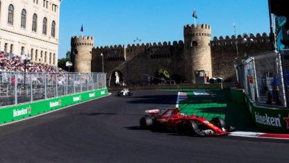 2019 Azerbaijan F1 Grand Prix: Battle at the Caspian Sea