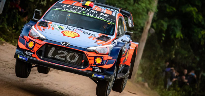 Neuville wins the 2019 Rally Argentina consolidating his WRC leadership