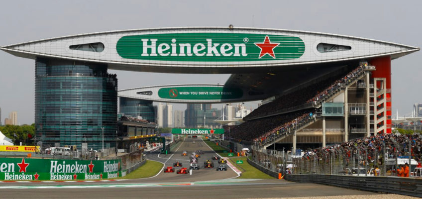 2019 Chinese F1 Grand Prix Preview: The 1000th race!