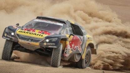 It´s Official: The Dakar Rally 2020 will take place in Saudi Arabia
