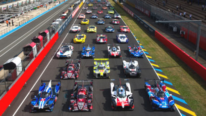 The definitive 62-strong entry list for the 24 Hours of Le Mans 2019