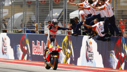 2019 MotoGP Grand Prix of The Americas Preview: Marquez' territory