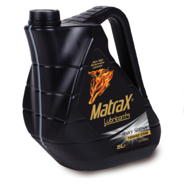 MatraX Heavy Sintesis 15W40 CMS