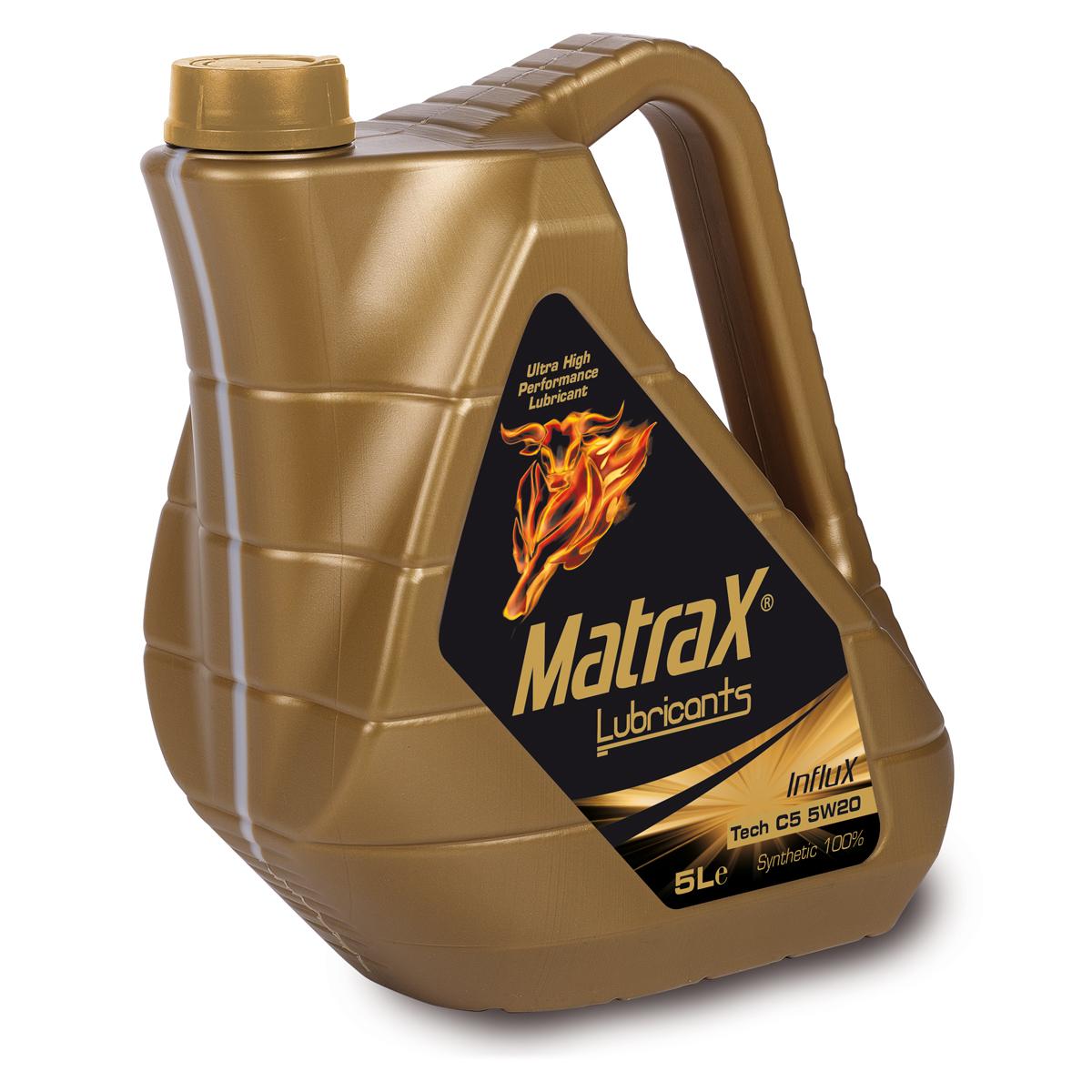 matrax-lubricants-influx-Tech-C5-5w20-5l