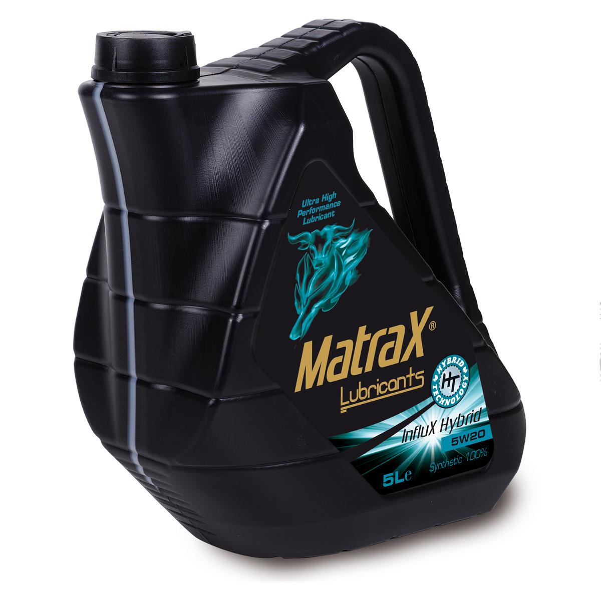 matrax-lubricants-influx-hybrid-5w20-5l