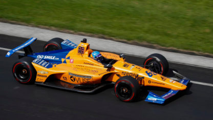 Anatomy of a failure: Alonso doesn't make the cut for theIndianapolis500