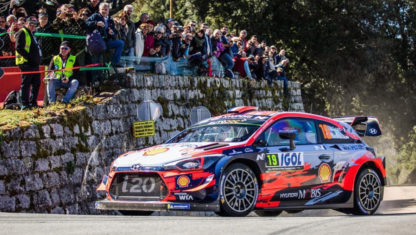 Loeb and HyundaiwilltakepartintheRally di Alba