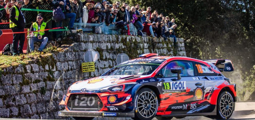 Loeb and Hyundai will take part in the Rally di Alba