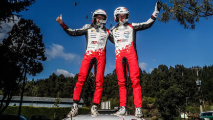 Rally Chile: Tänak wins and Ogier takes the lead of the WRC
